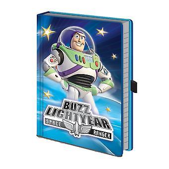 Toy Story Buzz Box A5 Notebook