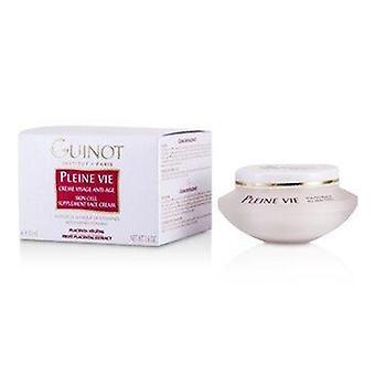 Creme de suplemento de pele anti-idade Pleine Vie 50ml ou 1.6oz