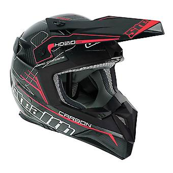 Stealth HD210  Adult MX Helmet - Red