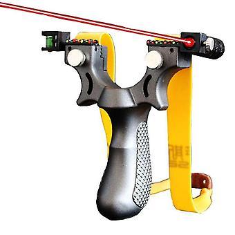 Ulkona metsästys ammunta laser tähtäys ritsa, nasta katapultti litteä
