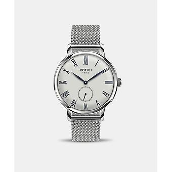 VOTUM - Reloj de señora - VINTAGE SMALL - VINTAGE - V11.10.60.91 - Milanaisband - Acero
