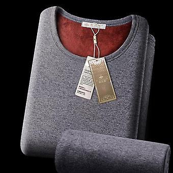 Winter Thermal Underwear Koszula + spodnie Zestaw