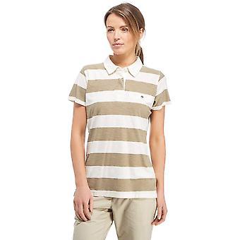 New Regatta Women's Funbreak Summer Polo Shirt Cream