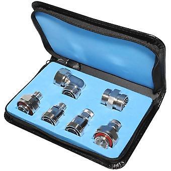 Kit de adaptador e testador DIN Low Pim