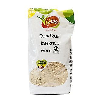 Italian wholemeal couscous 500 g