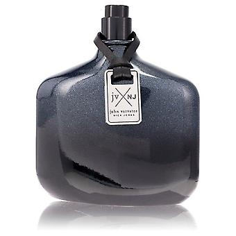 John Varvatos Nick Jonas Jv X Nj Eau De Toilette Spray (Blue Edition Tester) By John Varvatos 4.2 oz Eau De Toilette Spray