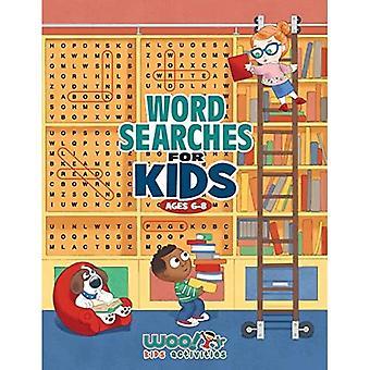 Wortsuche für Kinder im Alter von 6-8 Jahren