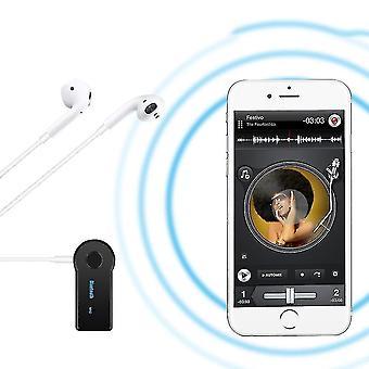3,5 mm drahtlose Bluetooth 5.0 Adapter, Auto Bluetooth Audio-Empfänger-Konverter