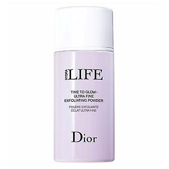 Dior Hydra Life Time To Glow Ultra Fine Exfoliante Poudre