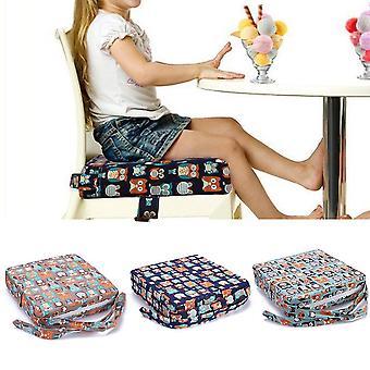 Lapset lisäsivät säädettävää tuolityynyistuinta