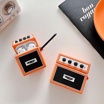 Custodia per Airpods Cute Headphone Case Hard