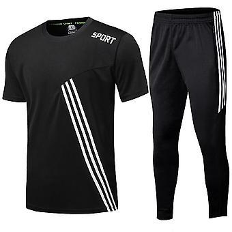New Men Running Pants Shirts Sport Pants ( Set 1 )