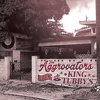 Aggrovatorer-Dubbing hos King Tubby's [vinyl] USA import