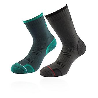1000 Mile Walk Sock - TWIN PACK - SS21