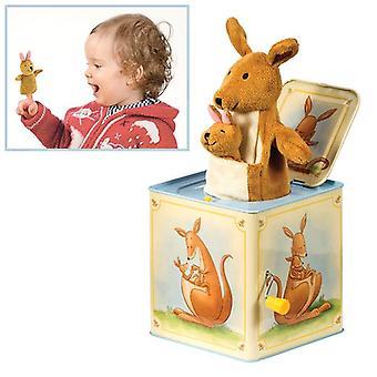 Schylling - kænguru jack i kassen