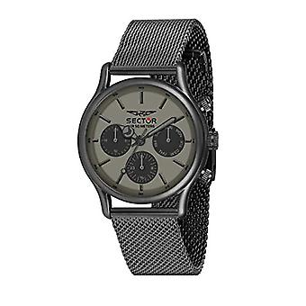 Sector No Limits Men's Watch, Collection 660, Steel, PVD Rifle Barrel - R3253517014
