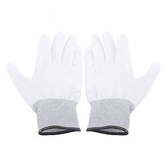 Frauen Männer Nylon Guantes atmungsaktive Anti-Rutsch-kleine Handschuhe