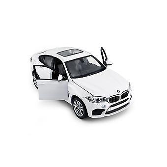 BMW X6 M Diecast Model Car