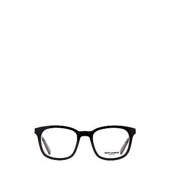 Saint Laurent SL 459 black male eyeglasses