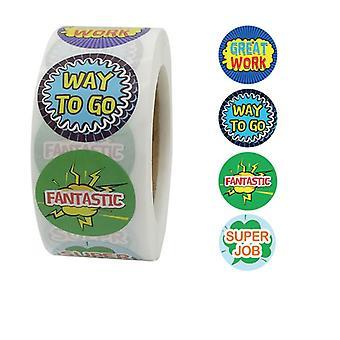 500 adesivi adesivi - motivi - Cartone animato