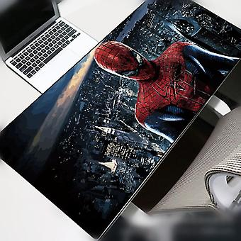 Spiderman Portable Large Mouse Pad 70x30cm Gamer Waterproof Pu Desk Computer