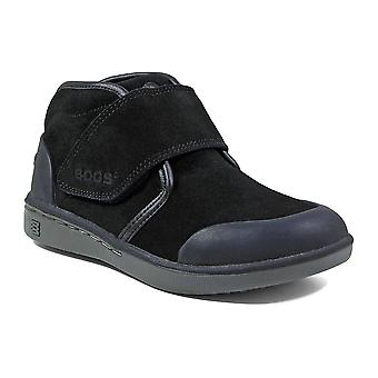Kids Bogs Boys K Sammy Leather Ankle  Fashion Boots