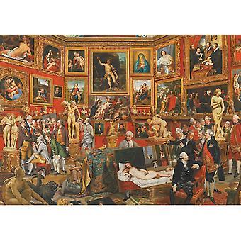 Piatnik Tribuna of the Offizi Jigsaw Puzzle (1000 Pieces)