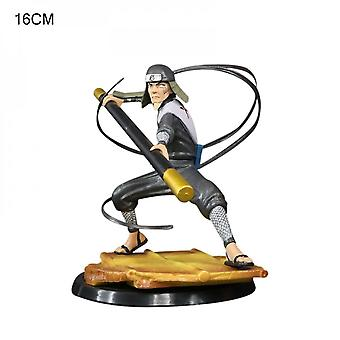 Koolyou Anime Characters Naruto Pvc Anime Model Statue Collection Doll Toys Three Generations Naruto