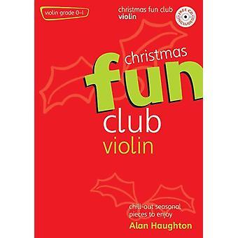 Fun Club Christmas - Violin