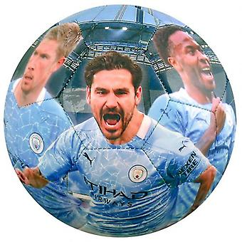 Manchester City Players Photo Football