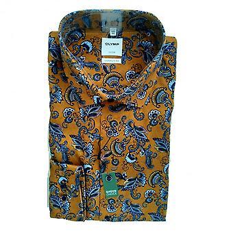 OLYMP Olymp Rust Shirt 1019 64 24