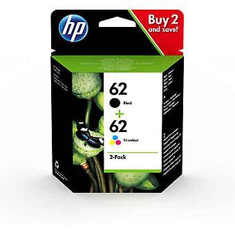 Compatible Ink Cartridge HP 62 Black Tricolour