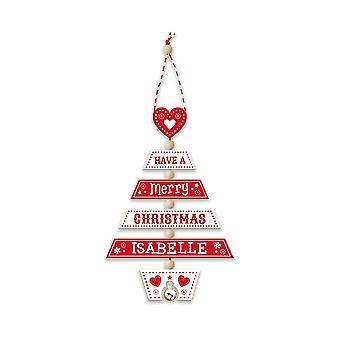التاريخ وهيرالدري عيد الميلاد شجرة الديكور - إيزابيل 269800392 اليد الخشبية وضعت