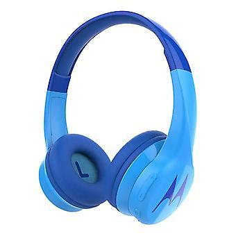 Motorola Casque Enfants sans fil Squads 300 BT, Bleu