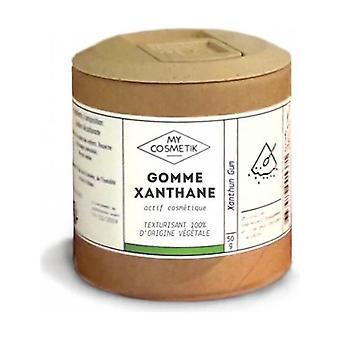 Xanthan gum vegetable pot 50 g of powder