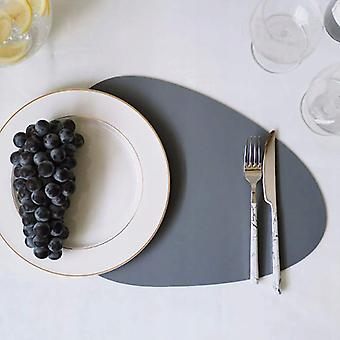 4 ülő asztali szőnyeg szett, hőálló kávészőnyeg, csúszásmentes, mosható és termikus asztalok, konyhaasztal-készletek, nordic stílusú asztalkészletek (asztali szőnyeg * 4)