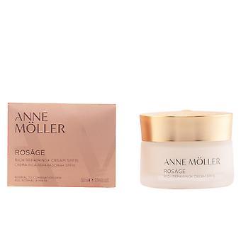 Anne Möller Rosâge Rich repareren Cream Spf15 50 ml voor vrouwen