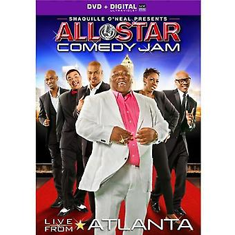 Kaikki Star komedia Jam: Live kohteesta Atlanta [DVD] USA tuoda