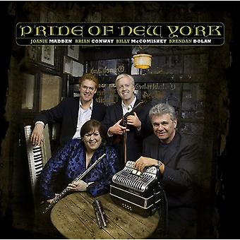Trots van New York - Pride of New York [CD] USA import