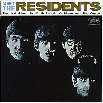 Residents - Meet the Residents [CD] USA import