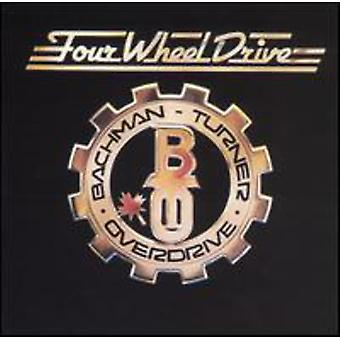 Bachman-Turner Overdrive - Four Wheel Drive [CD] USA import