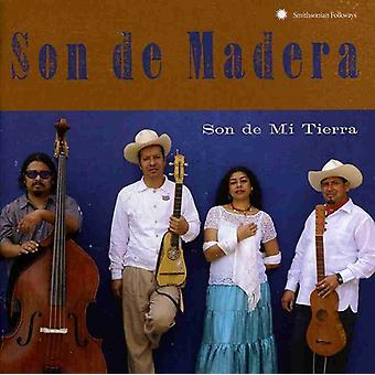Son De Madera - importer des fils De MI Tierra (de ma terre) [CD] é.-u.