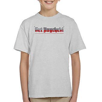 Get Psyched Wolfenstein Kid's T-Shirt