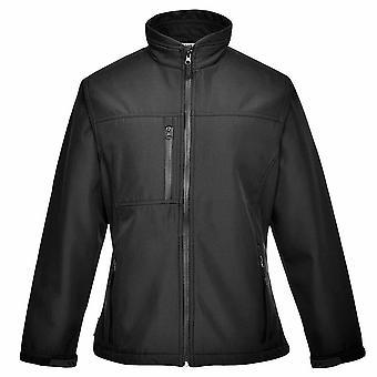 Portwest - Charlotte dames ademend werkkleding waterdicht Softshell jas (2L)