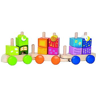 Fantasia de Hape HAP-E0417 bloque le Train