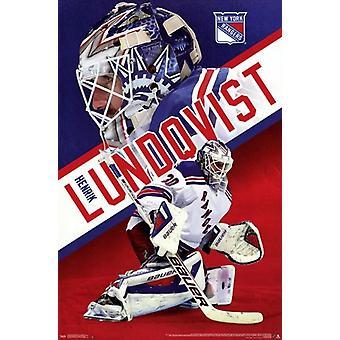 New York Rangers - H Lundqvist 13 Juliste Tulosta
