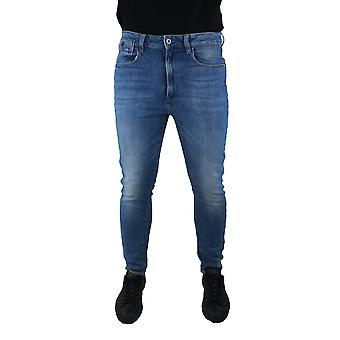 G-Star Type C Light Aged Wash Humber Stretch Denim Jeans