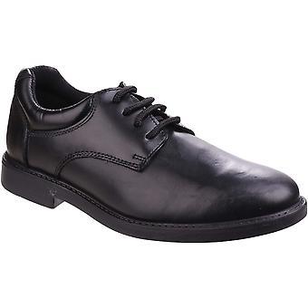 嘘 小狗 男孩 蒂姆 皮革 牛津 蕾丝 回到 学校 鞋