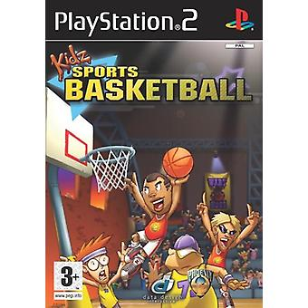 Kidz Sports Basketball (PS2) - Ny fabrik forseglet