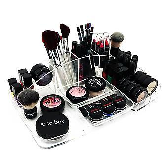 OnDisplay Elizabeth Deluxe Acryl Kosmetik/Schmuck Organisation Tray